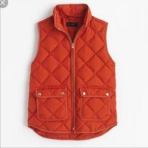 Jcrew vest XS